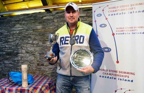 Peter Szep 2019 Male Champion