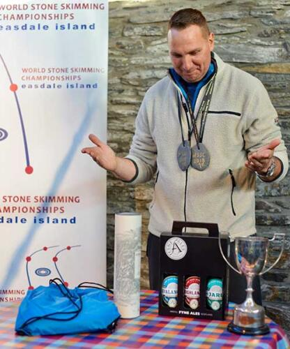 Peter Szep 2018 Male Champion