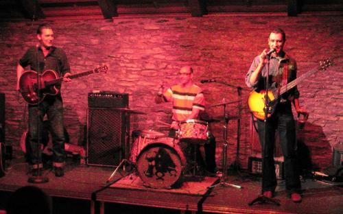 The Wildebeests 2005