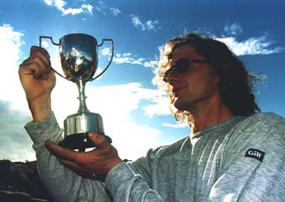 Ian Shellcock  1998 and 1999 Male Champion